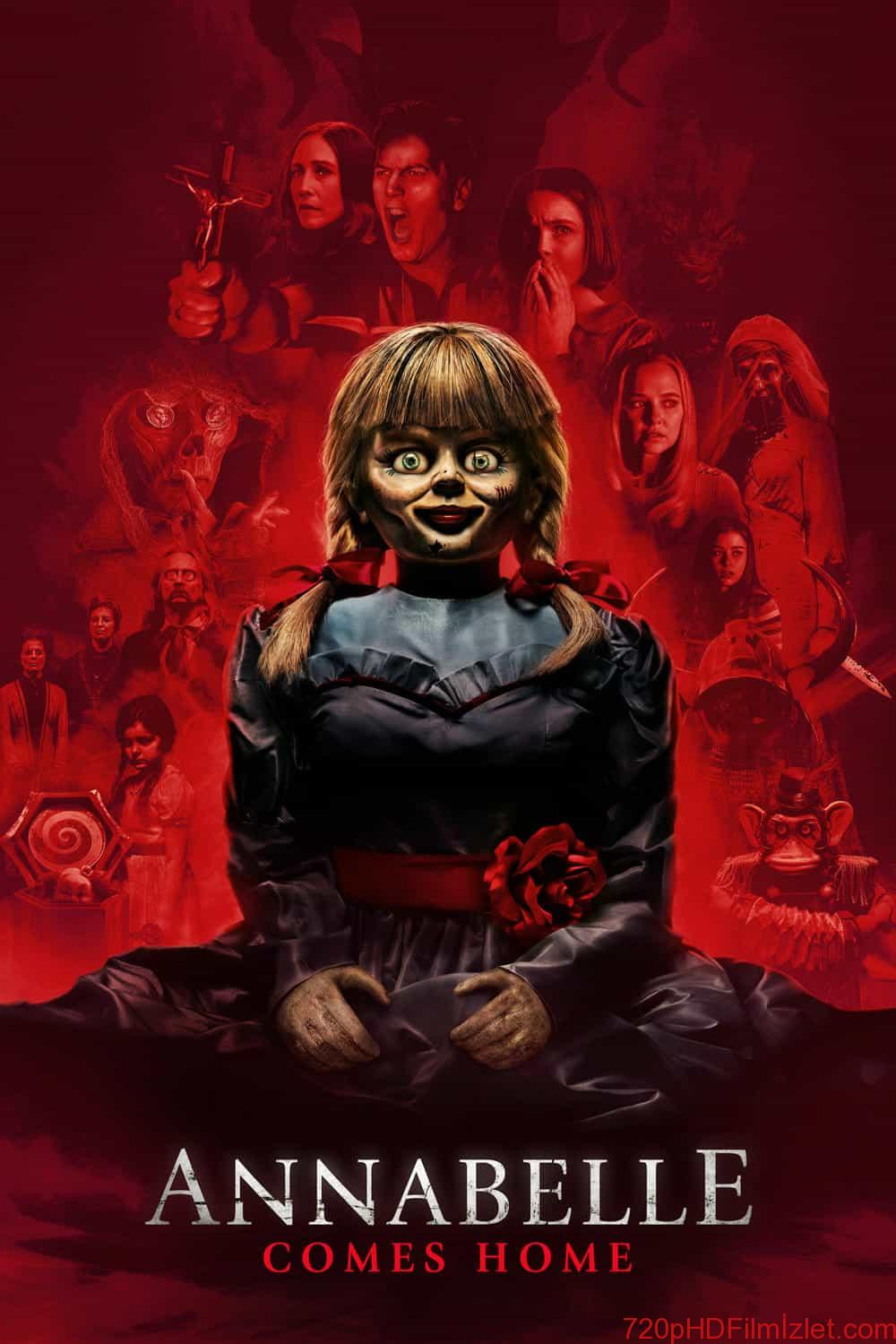 Annabelle 3 : Comes Home
